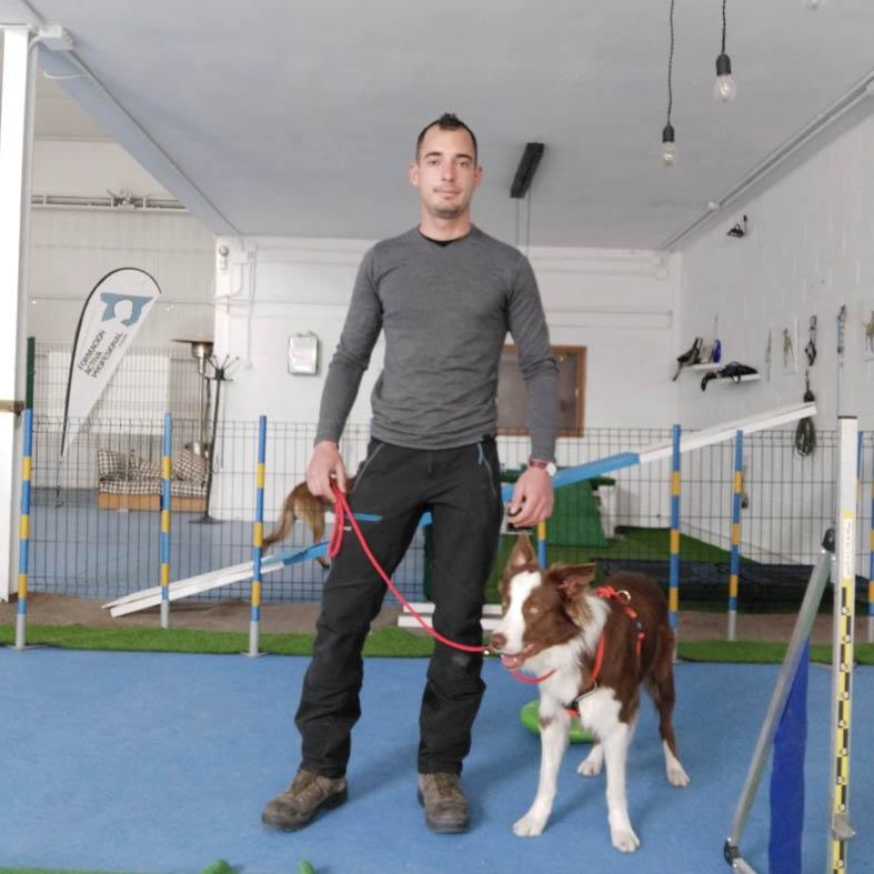 Gaspar-Quintero-Adiestrador-Canino