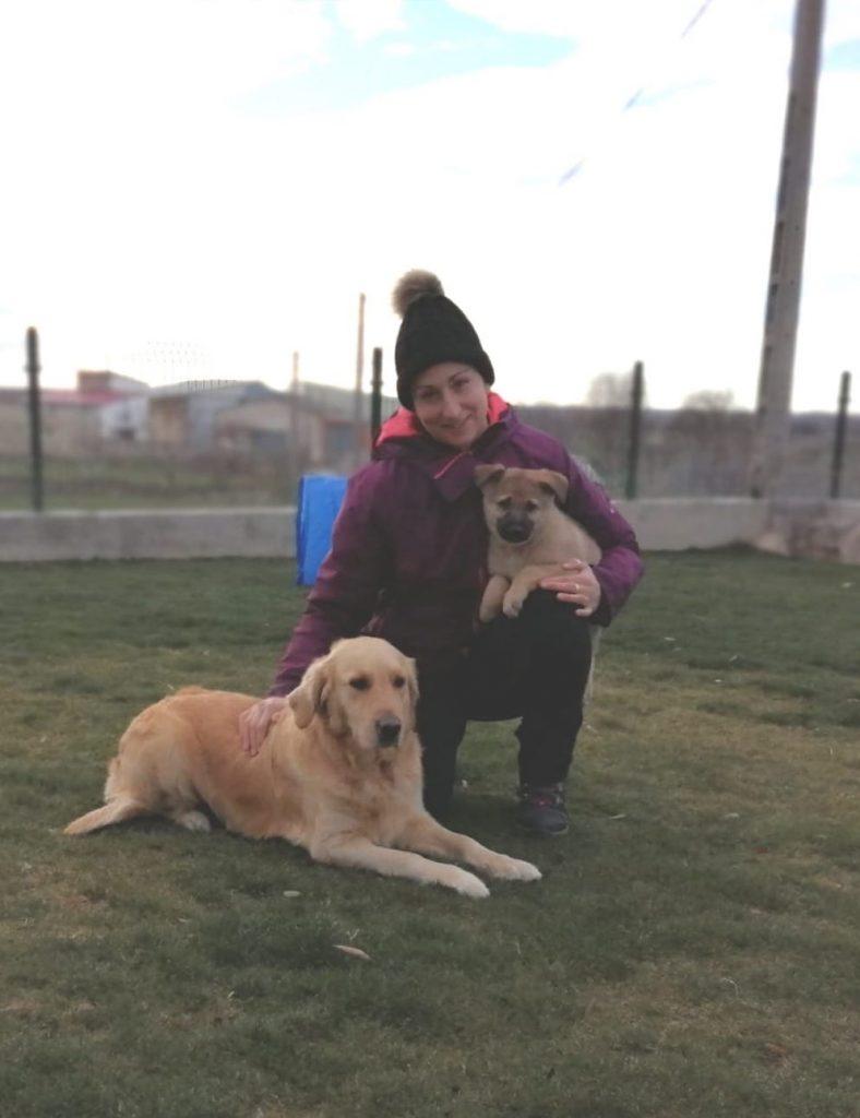 Silvia-bombin-adiestramiento-canino